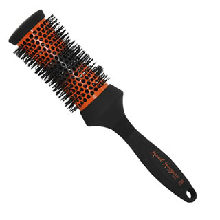 MEDIUM HEAD HUGGERS CERAMIC HAIR BRUSH BY DENMAN
