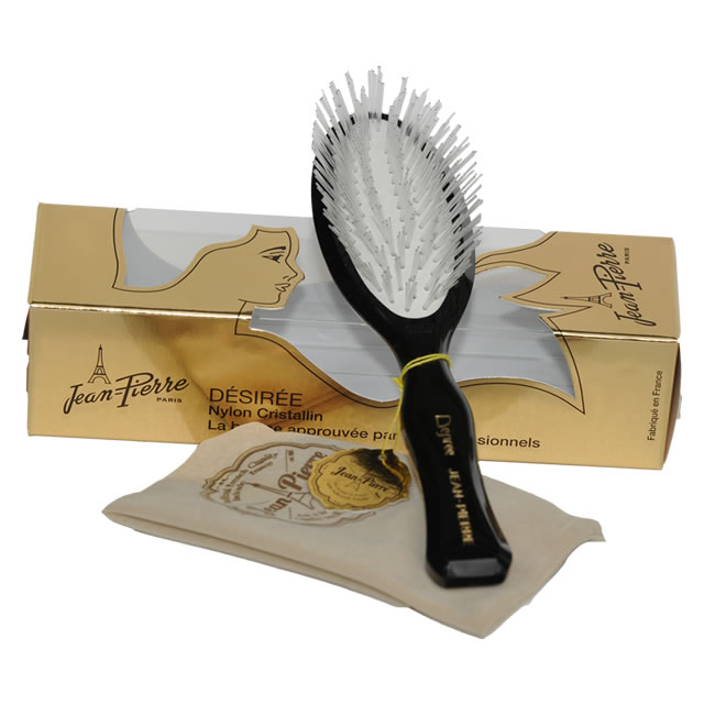 Jean-Pierre Desiree hair brush, Nylon Bristle