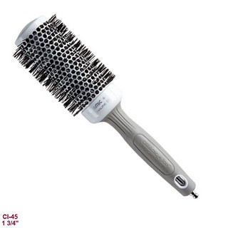 Olivia Garden Ceramic and Ion Thermal Round Hair Brush 1-3/4""