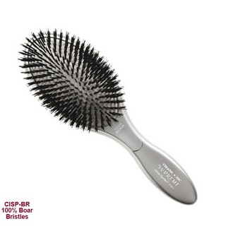Olivia Garden Ceramic / Supreme Hair Brush 100% Boar